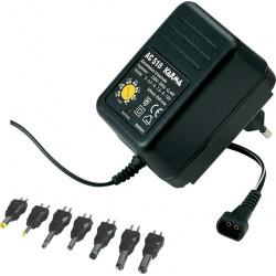 Alimentatore Multi Plug 500mA