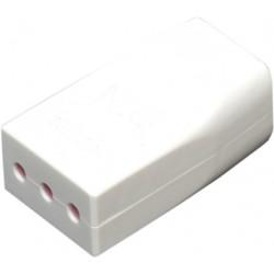 Presa elettrica mobile 2P+T da 10A