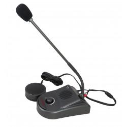 Microfono per sportelli