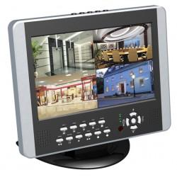 Monitor + DVR