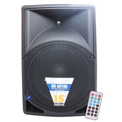 Box amplificato 400W MP3