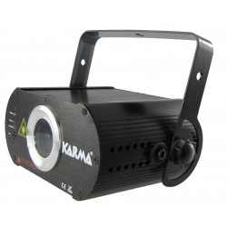 Laser RGB con ILDA