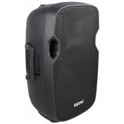 Box bi-amplificato da 350W