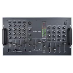 Mixer stereo con USB