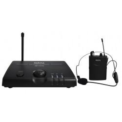 Radiomicrofono ad archetto VHF