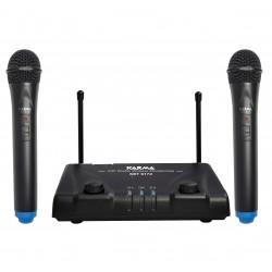 Doppio radiomicrofono VHF