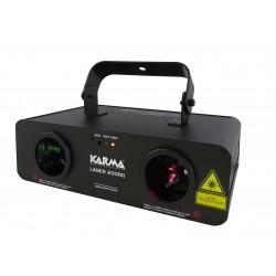 Laser rosso e verde da 200mW