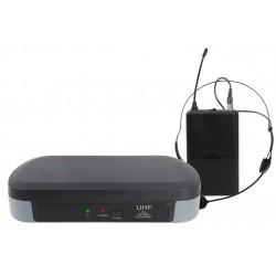 Radiomicrofono ad archetto UHF