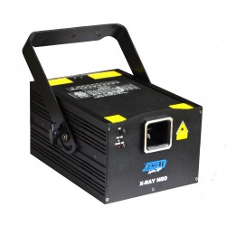 Laser RGB professionale 1200mW